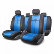 Автомобильные чехлы TT (TT-902P BK/BL)