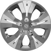 SPARCO Колпаки на колёса (SPC/WC-1360 GY/SILVER (14))