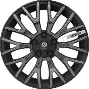 Колпаки на колёса (SPC/WC-1350U BK/CARBON (14))