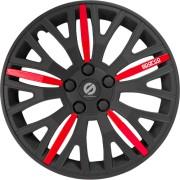 Колпаки на колёса (SPC/WC-1350L BK/RD (13))