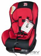Автокресло детское 0-18кг. Little Car Soft красный