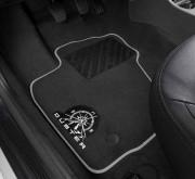 Renault Текстильные коврики салона комфорт, 4 шт. Duster оригинал