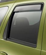 Renault Дефлекторы окон (задние) Duster оригинал