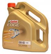 EDGE 0W-40 A3/B4 Titanium FST Моторное масло 4л