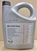 CVT NS-3 Трансмиссионное масло  5л.