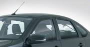 LADA Дефлекторы окон 4 door для LADA Granta (лифтбек) 2014->, компл
