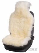 Меховая накидка PSV Jolly Extra Parts белый
