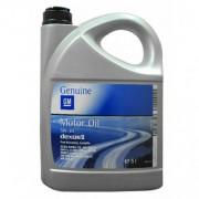 GM Genuine Dexos 2 Longlife 5w-30 Оригинальное моторное масло 5л
