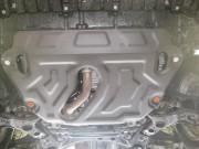 Защита картера Toyota Rav4 (V-2,5 2013-) + КПП (Сталь 2 мм)