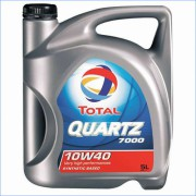 Quartz 7000 10W-40 Моторное масло 5л