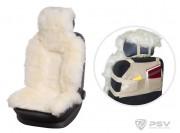 Меховая накидка PSV Jolly Premium Plus  белый
