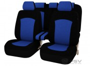 Чехлы PSV Fiesta (Синий) L