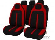 Чехлы PSV Mustang (Красный) L