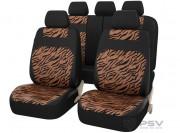 Чехлы PSV Discovery tiger (Тигр) L, экокожа + велюр