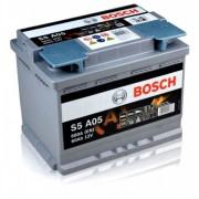 Bosch Аккумуляторная батарея S5 A05 AGM 12V 60Ah 680A