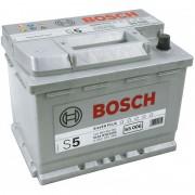 Bosch Аккумуляторная батарея S5 006 Силвер плюс 12V 63Ah 610A