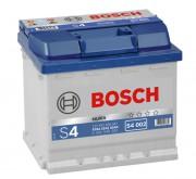 Bosch Аккумуляторная батарея S4 002 Силвер 12V 52Ah 470A
