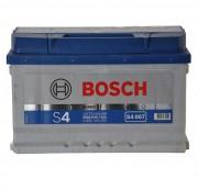 Bosch Аккумуляторная батарея S4 007 Силвер 12V 72Ah 680A