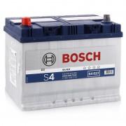 Bosch Аккумуляторная батарея S4 027 Силвер 12V 70Ah 630A