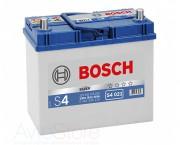 Bosch Аккумуляторная батарея S4 021 Силвер 12V 45Ah 330A