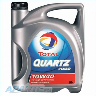 Total_Quartz 7000 10W-40_5l